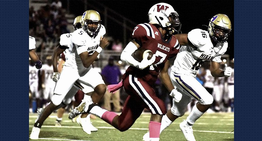 Villa Rica edges out Woodland
