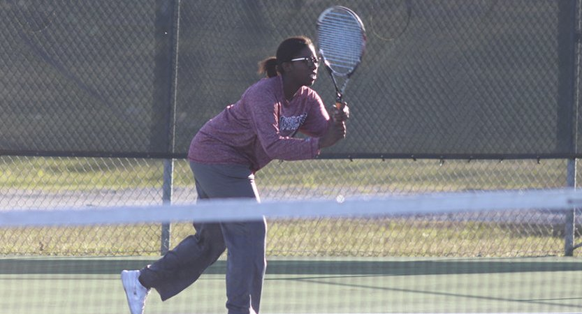 Woodland tennis sweeps Rome