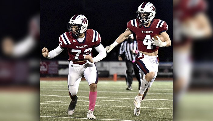 Woodland wins nail-biter, but likely misses out on playoff chance