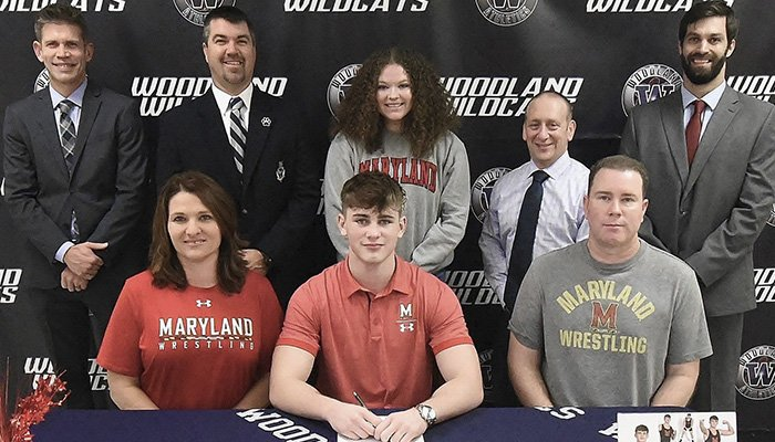 Woodland wrestlers, Cartersville athletes sign with Division-I programs