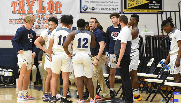 Woodland boys drop tourney game to Coosa