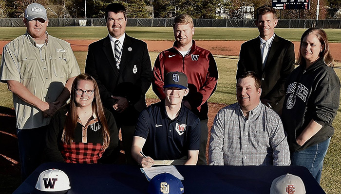 Woodland baseball's Posey to continue career at Shorter