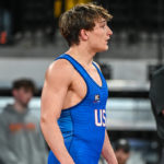 Henson becomes Woodland's 1st-ever national champion